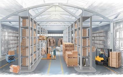 Для подобных случаев и предусмотрено временное хранение грузов на СВХ.